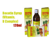 Becotin Syrup with Pine Apple Flavor (Vitamin. B Complex)
