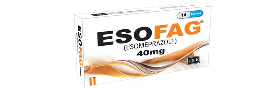 Esofag Capsule (Esomeprazole)