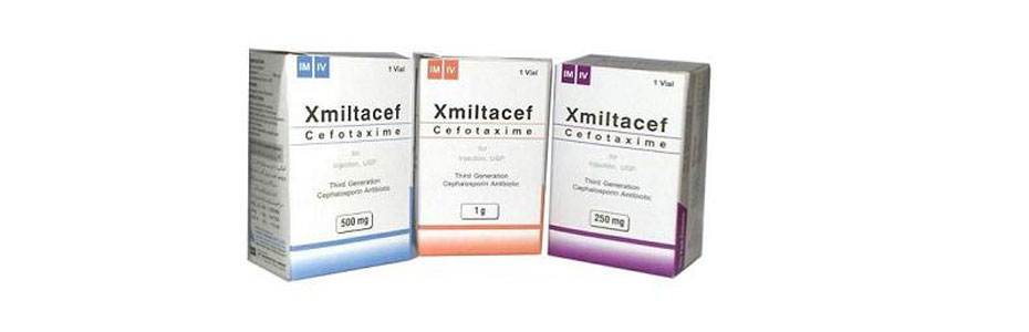 Xmiltacef Injections