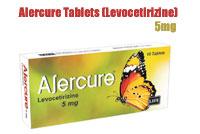 Alercure Tablets (Levocetirizine)