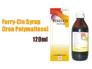 Ferry-Cin Syrup (Iron Polymaltose)