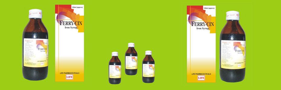 Ferry-Cin Syrup