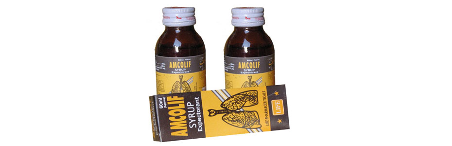 Amcolif Syrup
