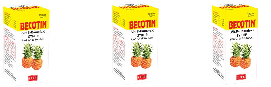 Vitamin. B Complex Syrup