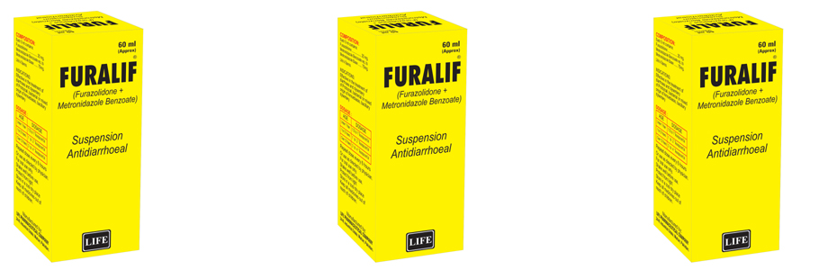 Furazolidone & Metronidazole Suspension