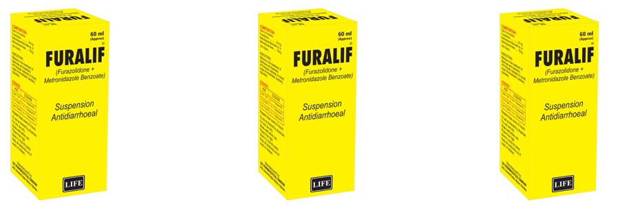 Furazolidone & Metronidazole Suspension