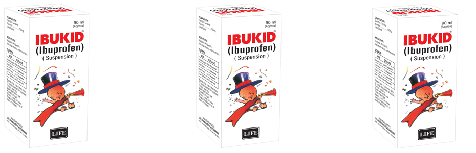 Ibuprofen Suspension