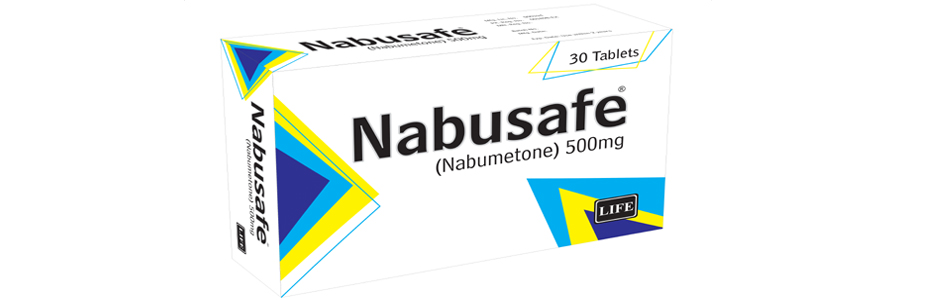 Nabusafe (Nabumetone) Tablets